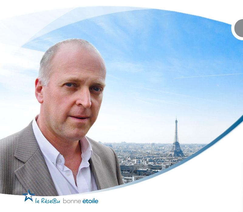 Laurent Mazelin, Le réseau Bonne Etoile et vous