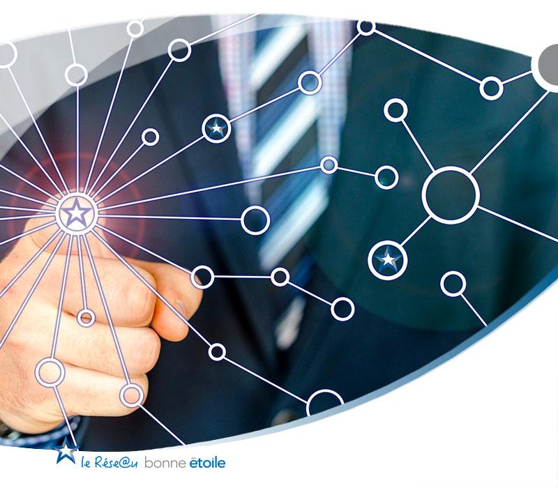 Bonne étoile immobilier, un réseau unique de mandataires